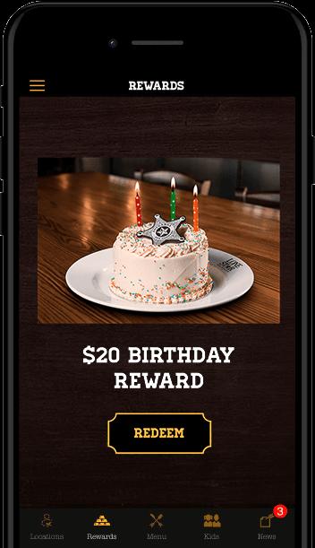 ls birthday mobile app new